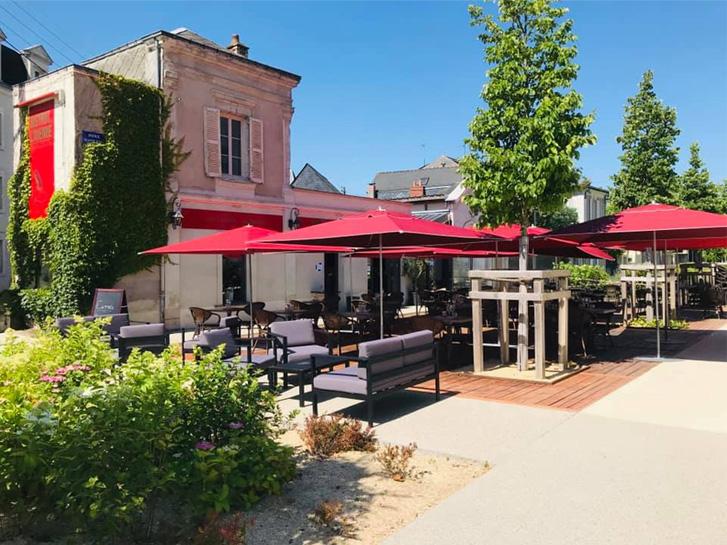 Bistrot de l'avenue, restaurant bistronomie à Angers