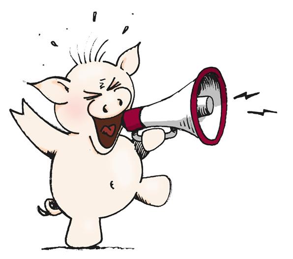 Copain comme cochon